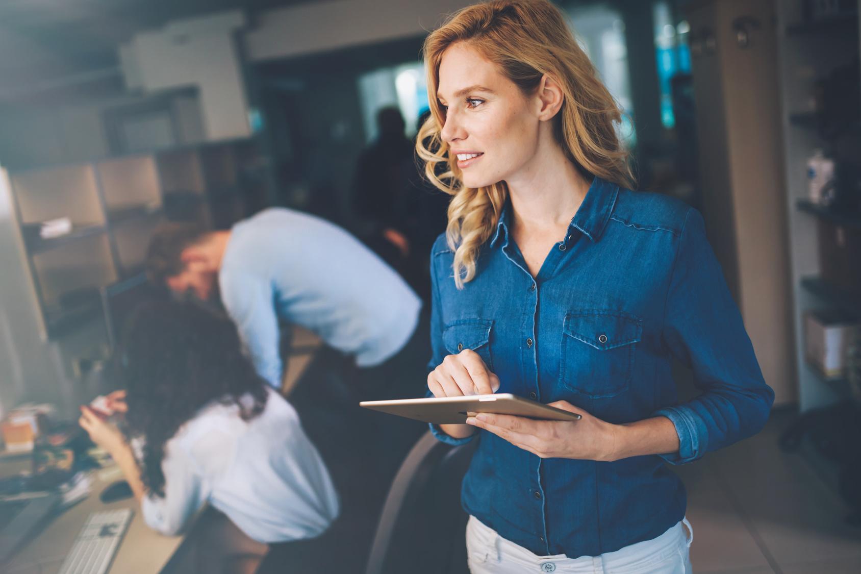 Agencja pracy – pośrednik zatrudnienia