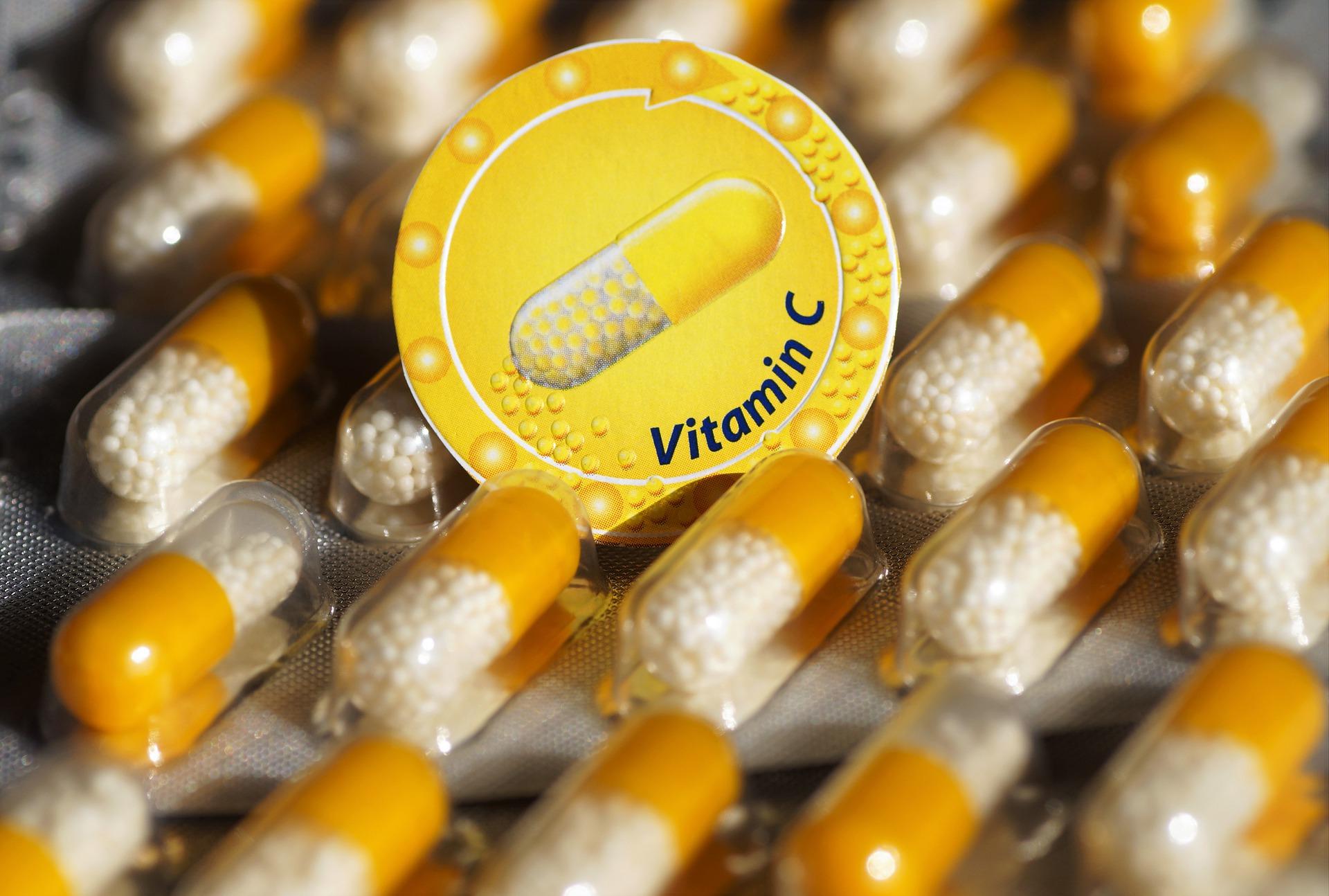Gdzie występuje witamina C?
